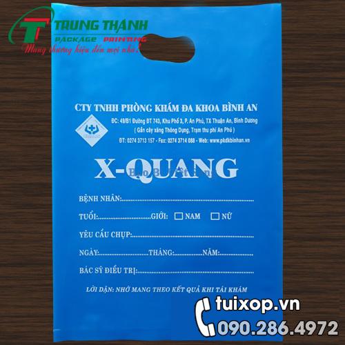 Túi đựng phim X Quang