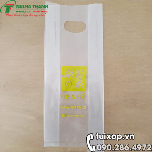 tui dung tra sua 1 ly chat luong