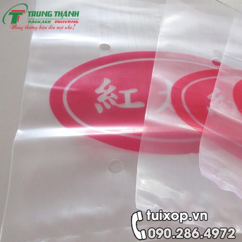 Xưởng In Túi Nhựa Trong Suốt Tp HCM