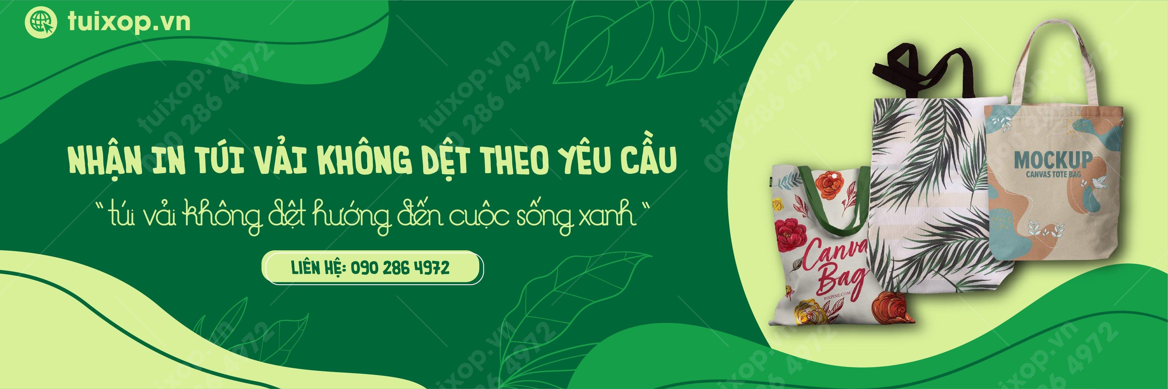 Nhan dat may tui vai khong det so luong it HCM