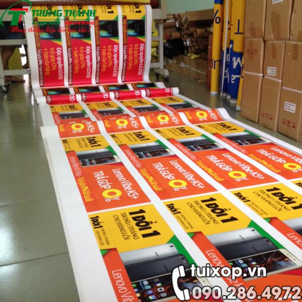 Dịch Vụ In Hiflex Giá Rẻ Nhất Tp HCM